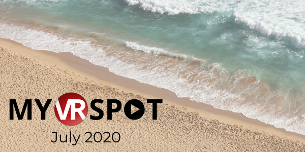 MyVRSpot's July 2020 Newsletter