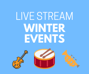 Live stream your school's winter events